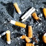 Palenie szlugów jest pewnym z z większym natężeniem tragicznych nałogów